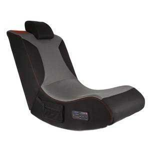 Pro Gaming Chair with Built in Sub Woofer, Surround Sound Speakers & Adjustable Headrest - Fully Foldable Gaming Chair