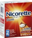 Nicorette 2 Mg Coated Cinnamon Surge, 100 count (Pack of 1)