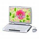 日本電気 LaVie C LC900/HJ(A4ノート/15.4型ワイド液晶搭載) Vista-HomePremium PC-LC900HJ