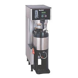 Bunn Coffee Maker Model Dual Tf Dbc : 11-1/2 gal/hr Single BrewWise ThermoFresh Coffee Brewer - Model TF DBC - Bunn 34800.0003From ...