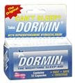Dormin The Night Time Sleep Aid 72 caps (Pack of 24)