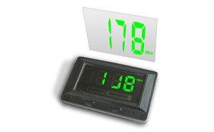 LED HEAD-UP Display HUD Digital Tacho mit Alarmfunktion