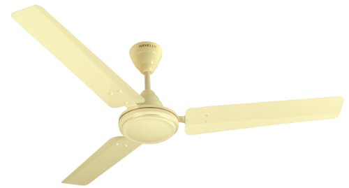 Havells Pacer 1200mm Ceiling Fan Ivory Available At Amazon