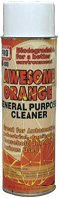 #1 Cleaner, Awesome Orange All Purpose Biodegradable Cleaner removes scuff marks, grease, inks, crayon, smoke film, wax, dirty hand prints, most surfaces SMELLS AWESOME! perfect for gym equipment & critical cleaning requirements