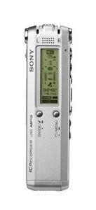 Sony Icdsx68 Digital Voice Recorder Triple Microphone Design front-1001236