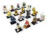 Lego Minifigures Series 7 Complete Set of 16 #8831 by LEGO [Toy]