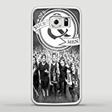 of mice & men concert Design GNO for Samsung S6 White case