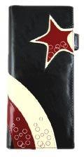 Espe Twinkle Large Black Vegan Wallet - Buy Espe Twinkle Large Black Vegan Wallet - Purchase Espe Twinkle Large Black Vegan Wallet (ESPE, Apparel, Departments, Accessories, Wallets, Money & Key Organizers, Billfolds & Wallets, Card Holders)
