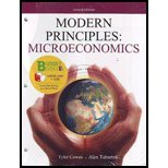 img - for Modern Principles of Microeconomics (Loose Leaf) book / textbook / text book