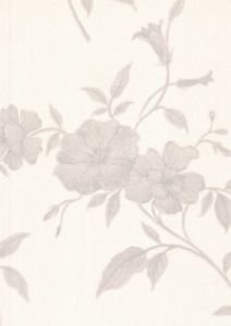Tapestry Trail Wallpaper - White from New A-Brend