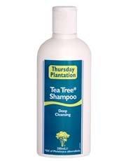 Thursday Plantation Tea Tree Deep Cleansing Shampoo 200ml