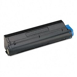 SuppliesOutlet Okidata 43979101 (B410) Toner Cartridge - Black - Compatible - For MB470, B420DN, B430DN, MB470 MFP, MB460