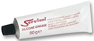 Silicone Grease Tube 50g