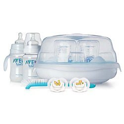 Avent Natural Beginnings Breastfeeding Gift Set