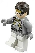 Lego Marvel Super Heroes Hydra Henchman Minifigure 2015
