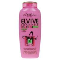 Loreal Elvive Nutri-gloss Light Shampoo 400 Ml