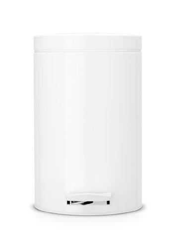 brabantia ペダルビン 12L ホワイト 127021
