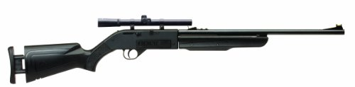 Details for Crosman Recruit Multi-Pump .177 caliber Pellet & BB Rifle air rifle with scope from Crosman