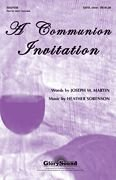 A Communion Invitation SATB (with violin)