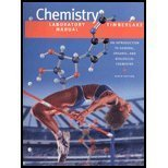Essential Lab Manual for Chemistry: An Introduction to...