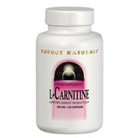 Source Naturals L-Carnitine 250mg