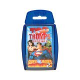 Top Trumps - DC Super Heroes 2