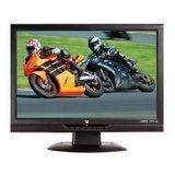 V7 22-inch LCD HDTV 1680X1050 5MS Response 1000:1 Contrast VGA HDMI Dual Stereo Speakers Dual TV Tun