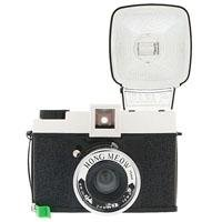 Lomography DIANA F+, Medium Format Package with Flash - Hong Meow (Panda) Edition