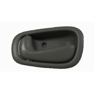 2001 01 toyota corolla door handle inside driver side front or rear gray