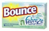 Bounce With Febreze Fresh Scent Dryer Sheets-Meadows & Rain-70 count by Bounce (Bounce Meadows And Rain compare prices)