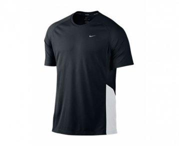 Nike Men's Miler UV Team Short Sleeve Top from Nike