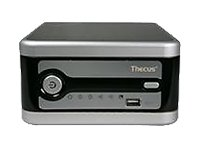 Thecus NAS N2100 Network Attached Media Server (Black)