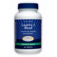 Laxative-3 BlendTM 60 Tablets