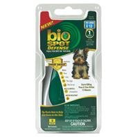 3 PACK BIO SPOT DEFENSE FLEA & TICK SPOT ON FOR