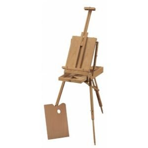 BASIC FRENCH EASEL ELMWOOD Drafting, Engineering, Art (General Catalog)
