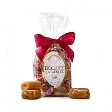 Bequet Caramel 8oz Gift Bag (Salted Mocha)
