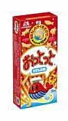 森永製菓 おっとっと うすしお味 2袋入り 54g ×10個