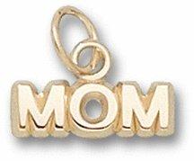 Mom Charm - 14KT Gold Jewelry