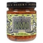 Desert Pepper Corn Black Bean Roasted Pepper Salsa ( 6x16 OZ) from Desert Pepper