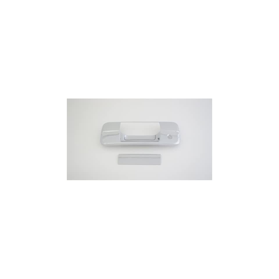 Toyota Tundra Chrome Tailgate Handle Cover Without Camera (2007   2012)