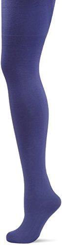 Nur Die Damen Glanz Fein Strumpfhose Ultra - Blickdicht, 711797, 80 DEN, Gr. 48 (Herstellergröße: 44-48=L), Violett (violett 176)