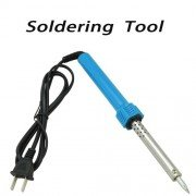 New 60W 220V Soldering Welding Iron Tool for Electronics/PC-Black