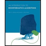 img - for Introduction to Bioinformatics Algorithms (04) by Jones, Neil C - Pevzner, Pavel A [Hardcover (2004)] book / textbook / text book