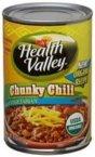Healthy Valley Chunky Vegetarian Mild Chili N ( 12x15 OZ)
