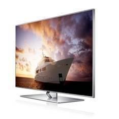 Samsung UE40F8000SLXXC - Televisor LED 3D de 40 pulgadas con SmartTV (Full HD, Wifi integrado, 2 sintonizadores, 1000 Hz), 2 gafas recargables incluídas