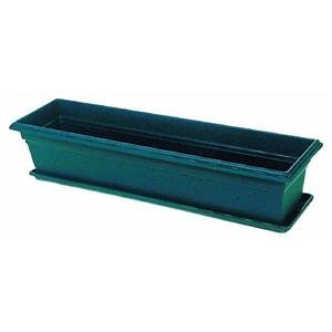 Countryside Plant Boxes 30 Inch Green