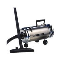 Metropolitan Professionals 4-Horsepower Canister Vacuum with Quadruple Hepa Filtration by Metro Vacuum
