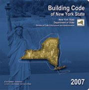 2007 New York State Building Code - Loose-leaf - International Code Council - IC-3000L07NY - ISBN: B0012Q5KWO - ISBN-13: