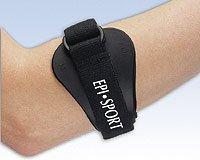 FLA 19-600 EpiSport Tennis Elbow Brace Epicondylitis Clasp BLACK MEDIUM