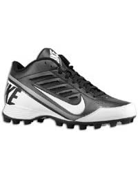 Nike Land Shark 3/4 GS Youth Football Shoe Black/White